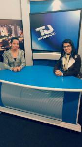 Nayara Cristina Teixeira e Beatriz Mariana Teixeira